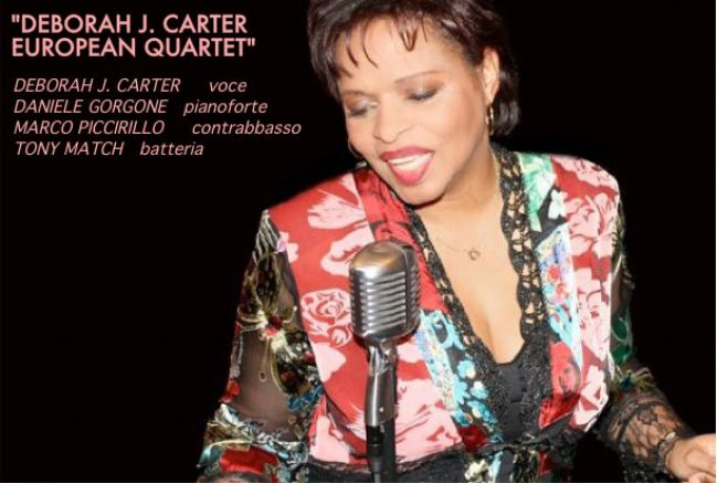 Deborah J. Carter European Quartet