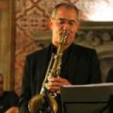 Maurizio Moraschini--sax tenore, sax soprano e clarinetto